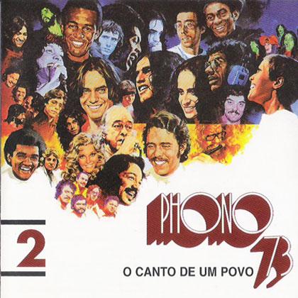 Phono 73 - O canto de um povo Volume 2 (Criação Coletiva)