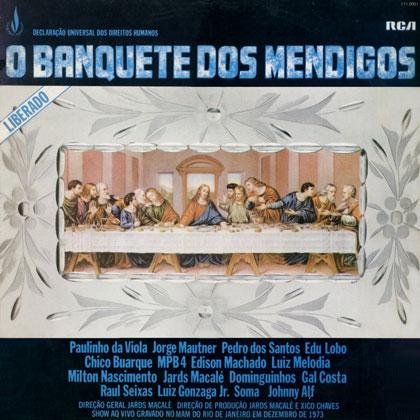 O banquete dos mendigos (Criação Coletiva) [1974]