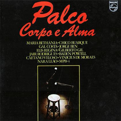Palco, Corpo e Alma (Criação Coletiva) [1976]