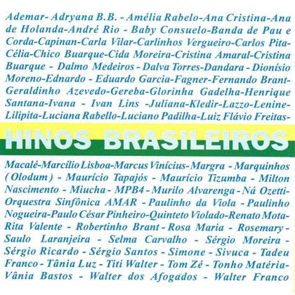 Hinos brasileiros (Criação Coletiva) [1994]