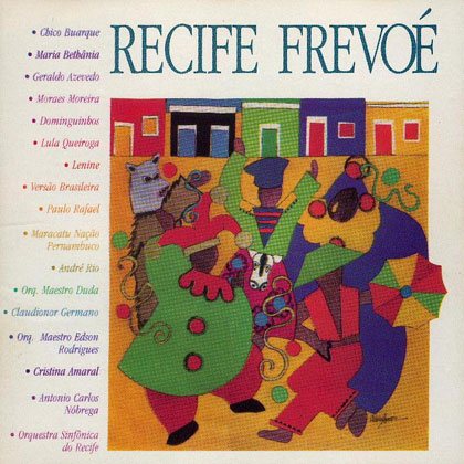 Recife Frevo é (Criação Coletiva)