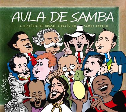 Aula de samba (Criação Coletiva) [2008]