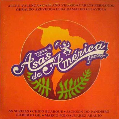 Asas da América (Frevo)