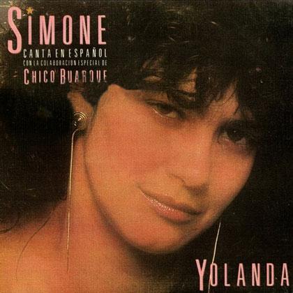 Simone canta en español (Simone) [1984]