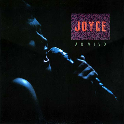 Joyce ao vivo (Joyce Moreno) [1989]