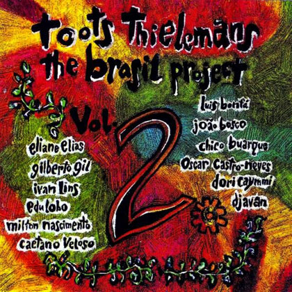The Brasil Project Vol. 2 (Toots Thielemans) [1993]