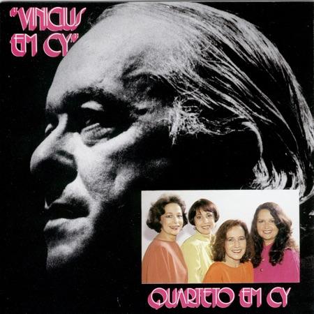 Vinícius em CY (Quarteto em CY) [1993]