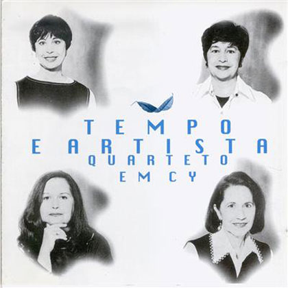 Tempo e artista (Quarteto em Cy) [1994]