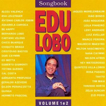Songbook Edu Lobo Volume 1 e 2 (Edu Lobo)
