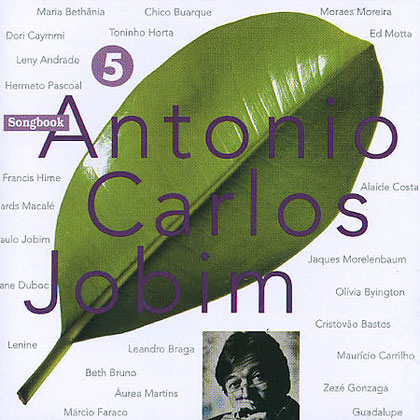 Songbook Antonio Carlos Jobim Volume 5 (Antonio Carlos Jobim) [1996]