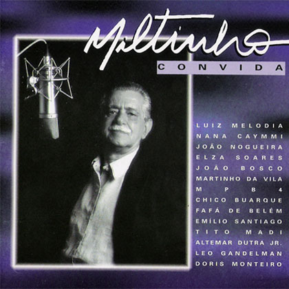Miltinho convida (Miltinho) [1997]