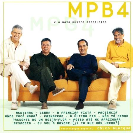 MPB4 e a nova música brasileira (MPB4) [2000]