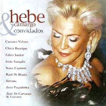 Hebe Camargo e convidados (Hebe Camargo)