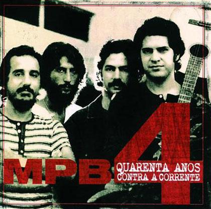Quarenta anos conta a corrente (MPB4) [2005]