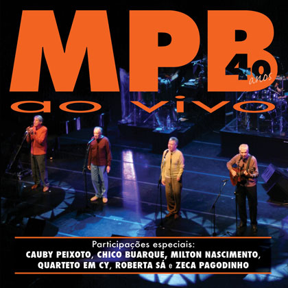40 anos – Ao vivo (MPB4)