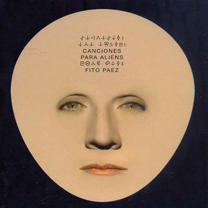 Canciones para Aliens (Fito Paéz) [2012]