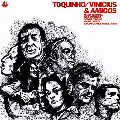 Toquinho, Vinícius e amigos (Toquinho e Vinícius) [1974]