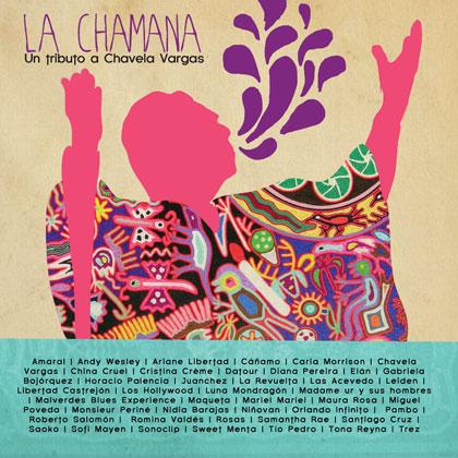 La Chamana. Un tributo a Chavela Vargas (Obra colectiva)
