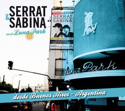 Serrat & Sabina en el Luna Park (Joan Manuel Serrat - Joaquín Sabina) [2012]