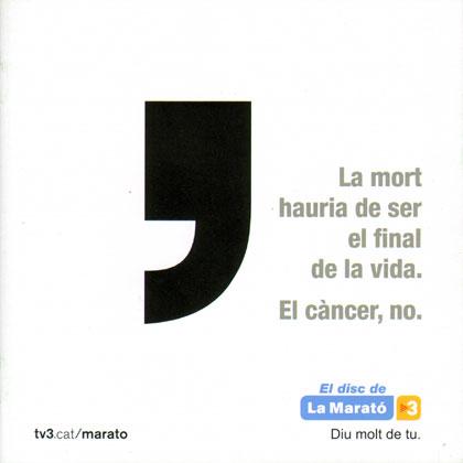 El disc de La Marató 2012 (Obra colectiva)