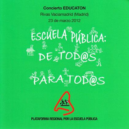 Escuela p�blica: de tod@s para tod@s (Obra colectiva)