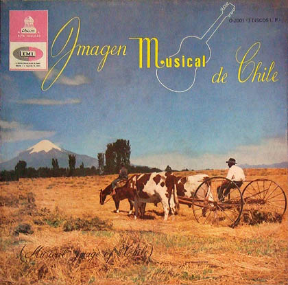 Imagen musical de Chile (Obra colectiva) [1964]