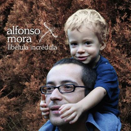 Libélula incrédula (Alfonso Mora)