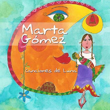 Canciones de luna (Edición digital) (Marta Gómez) [2011]