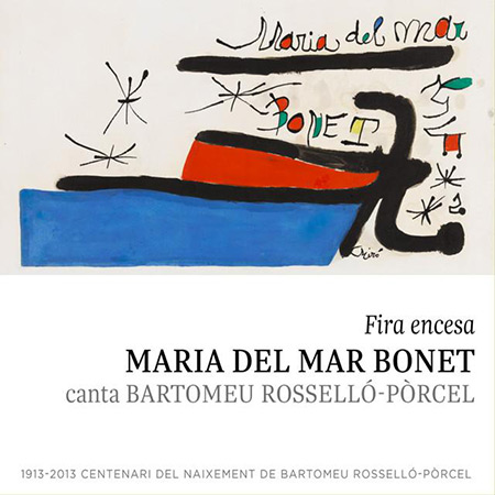 Fira encesa (Maria del Mar Bonet)