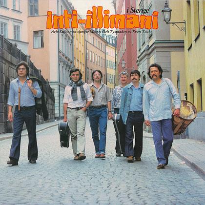 Inti-Illimani i Sverige (Inti-Illimani) [1980]