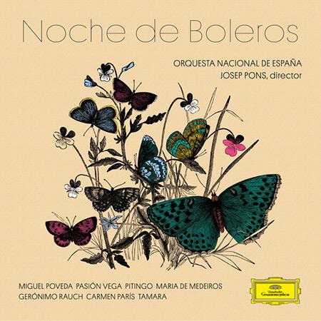 Noche de boleros (Orquesta Nacional de España) [2012]