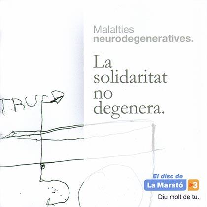 El disc de La Marató 2013 (Obra colectiva)