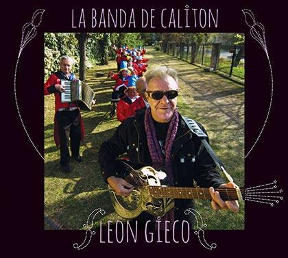 La banda de Calitón - Por partida simple (León Gieco) [2013]