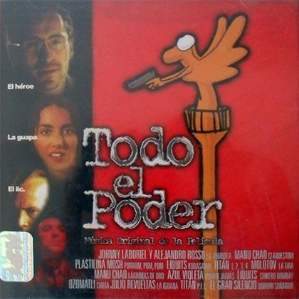 Todo el poder BSO (Obra colectiva) [1999]