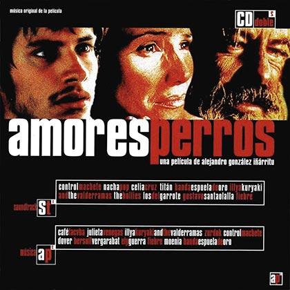 Amores Perros BSO (Obra colectiva) [2000]
