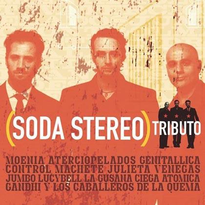 Tributo a Soda Stereo (Obra colectiva) [2001]