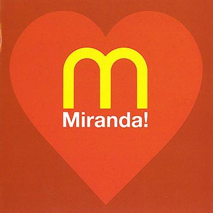 El disco de tu corazón (Miranda!)