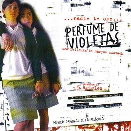Perfume de violetas BSO (Obra colectiva) [2001]