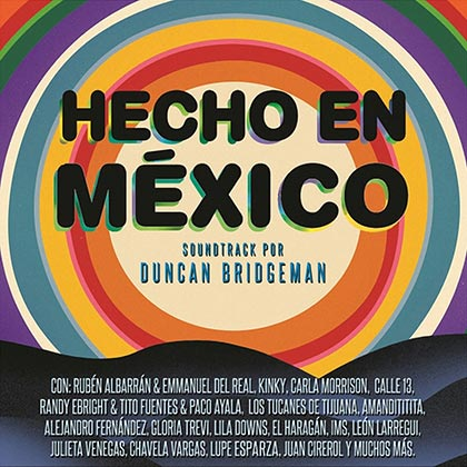 Hecho en México BSO (Obra colectiva) [2012]