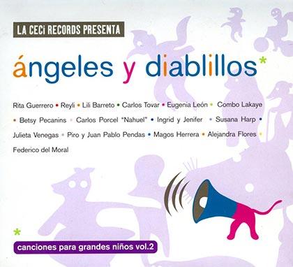 Ángeles y diablillos (Obra colectiva) [2006]