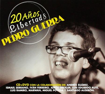 20 años Libertad 8 (Pedro Guerra)