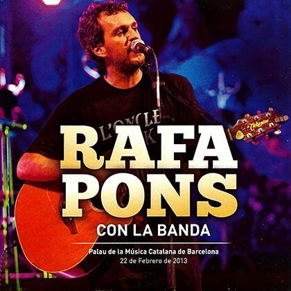Rafa Pons con la banda (Rafa Pons) [2014]
