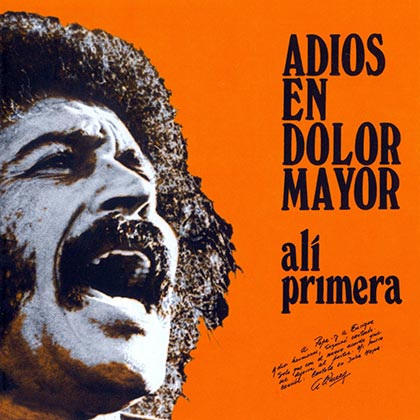 Adi�s en dolor mayor (Al� Primera)