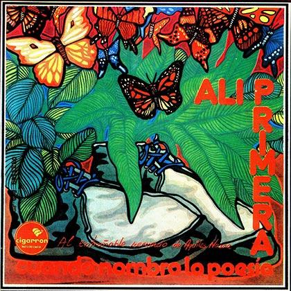 Cuando nombro la poesía (Alí Primera) [1977]