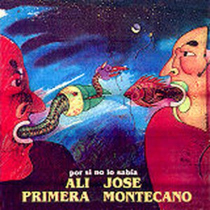 Por si no lo sabía (Alí Primera y José Montecano) [1986]
