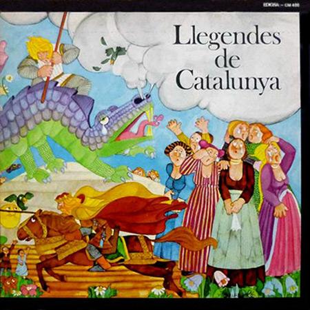 Llegendes de Catalunya (Obra col·lectiva)