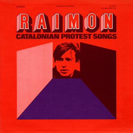 Catalonian protest songs (Raimon) [1971]