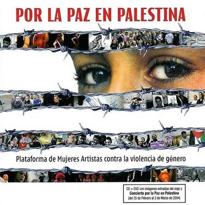 Por la paz en Palestina (Obra colectiva)