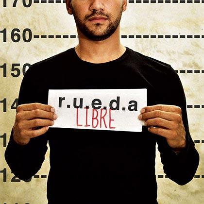 Rueda libre (EP) (José Alejandro Delgado) [2012]