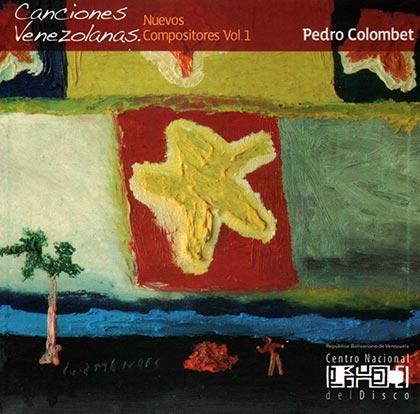 Canciones venezolanas (Pedro Colombet)